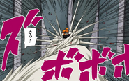 Jutsu Melena de León Salvaje Manga 4