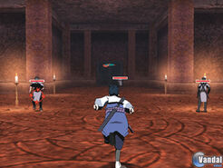 Naruto shippuden ultimate ninja 5 Modo sasuke