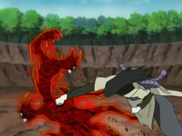 Naruto Shippūden - Episódio 42: Orochimaru vs Jinchūriki