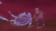 Desencadeamento da Hiramekarei (Kagura - Anime)