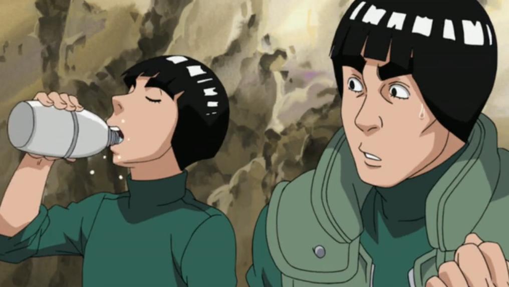 Naruto Shippūden - Episódio 228: Lute! Rock Lee!