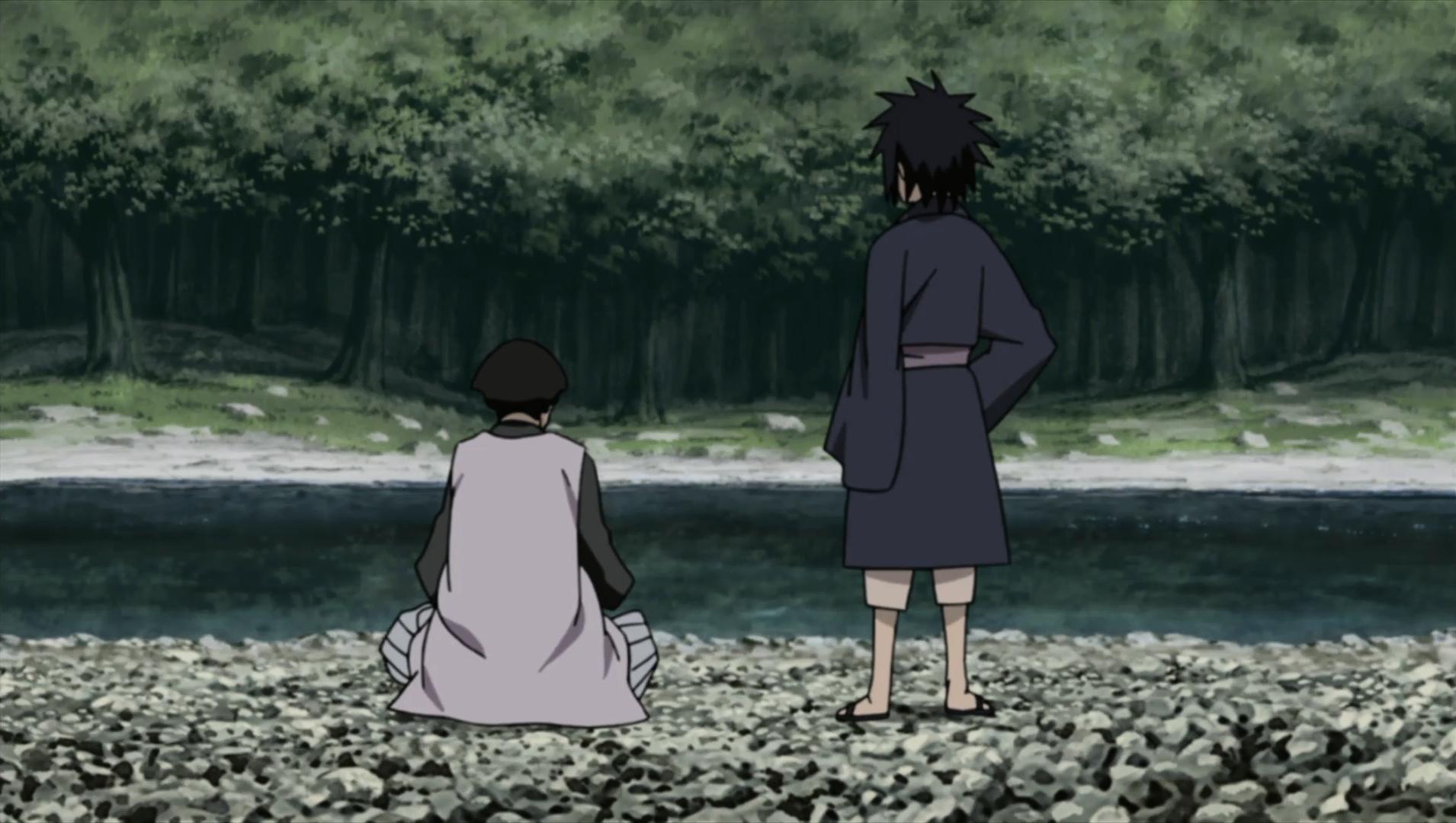 Hashirama et Madara (épisode)
