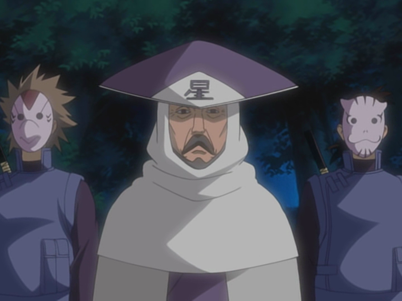 Naruto - Episódio 181: Hoshikage: A Verdade Enterrada