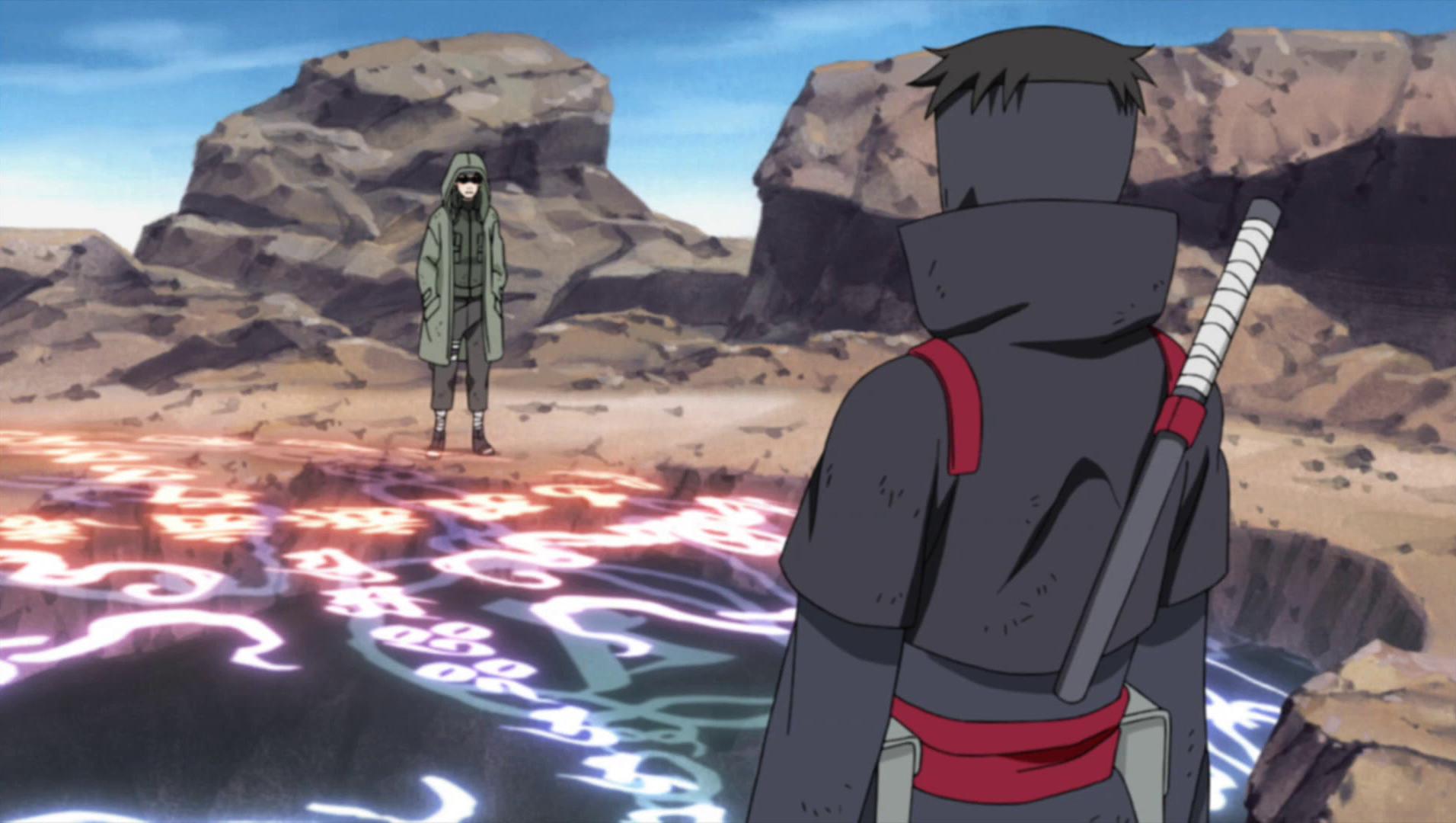 Naruto Shippūden - Episódio 317: Shino vs. Torune!