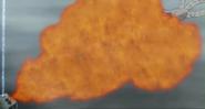 Elemento Viento - Bola de Fuego de Aceite de Sapo