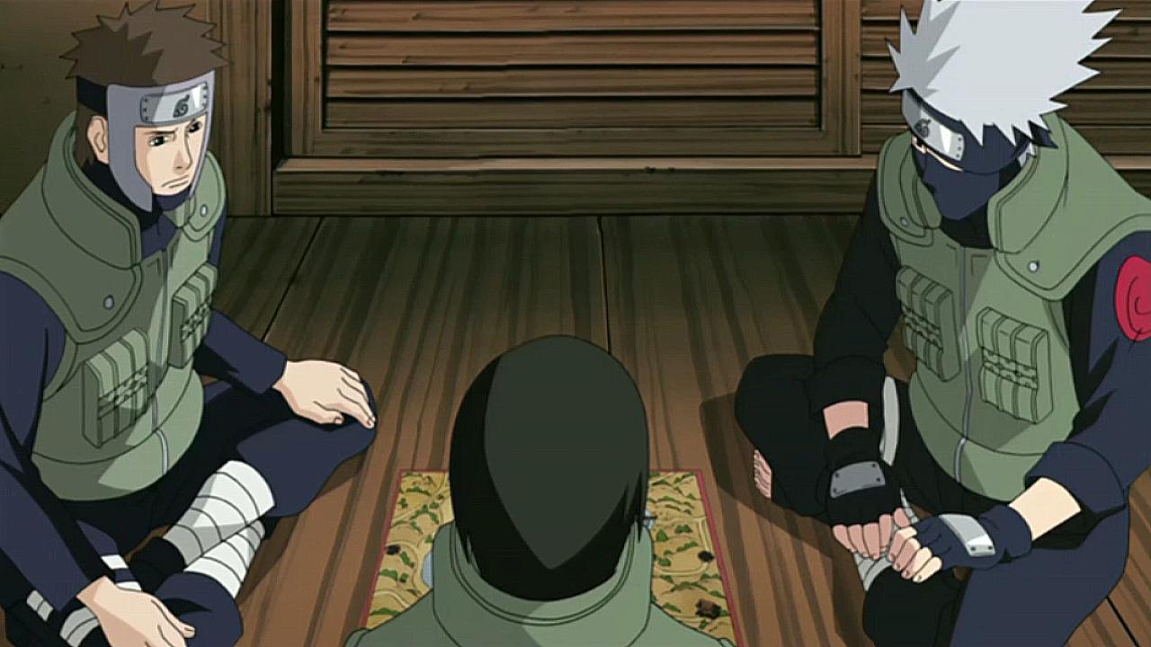 Naruto Shippūden - Episódio 102: Reagrupar!