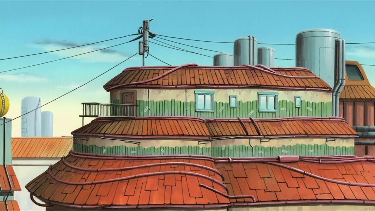 Apartamento de Naruto