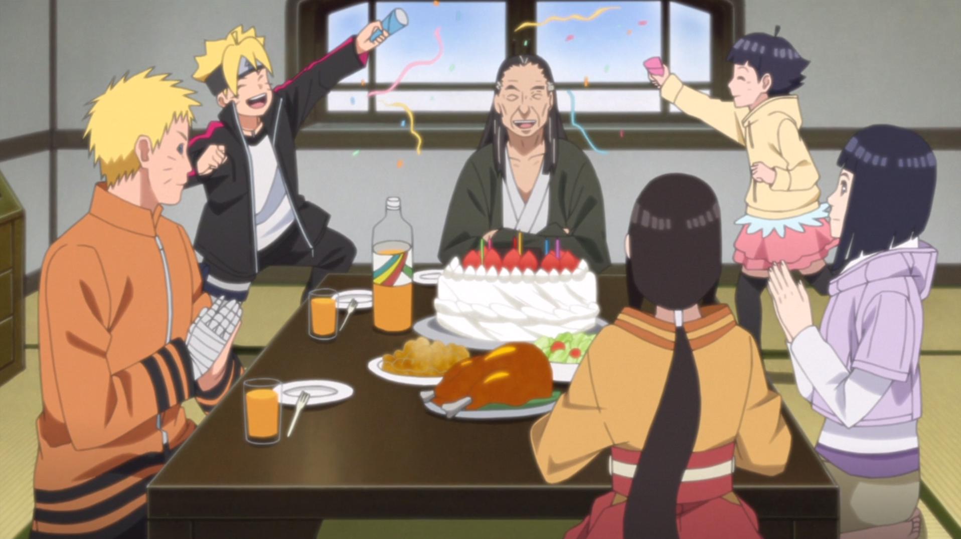 L'Anniversaire de Hiashi