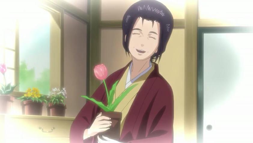 Femme de Kisuke