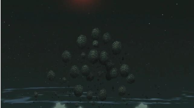 Горизонтальный Метеор