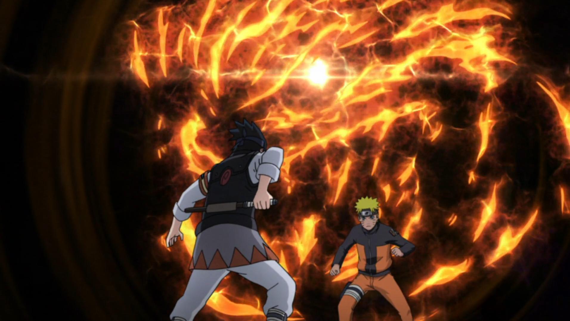 Carnets ninjas de Jiraya - Légendes du héros Naruto - La Différence de puissance
