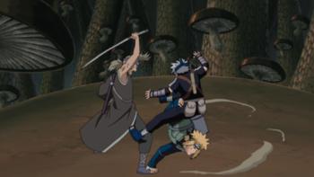 Naruto: Shippuden Episodio 119