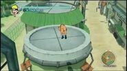 Naruto Storm Un paseo por la villa de la hoja-2