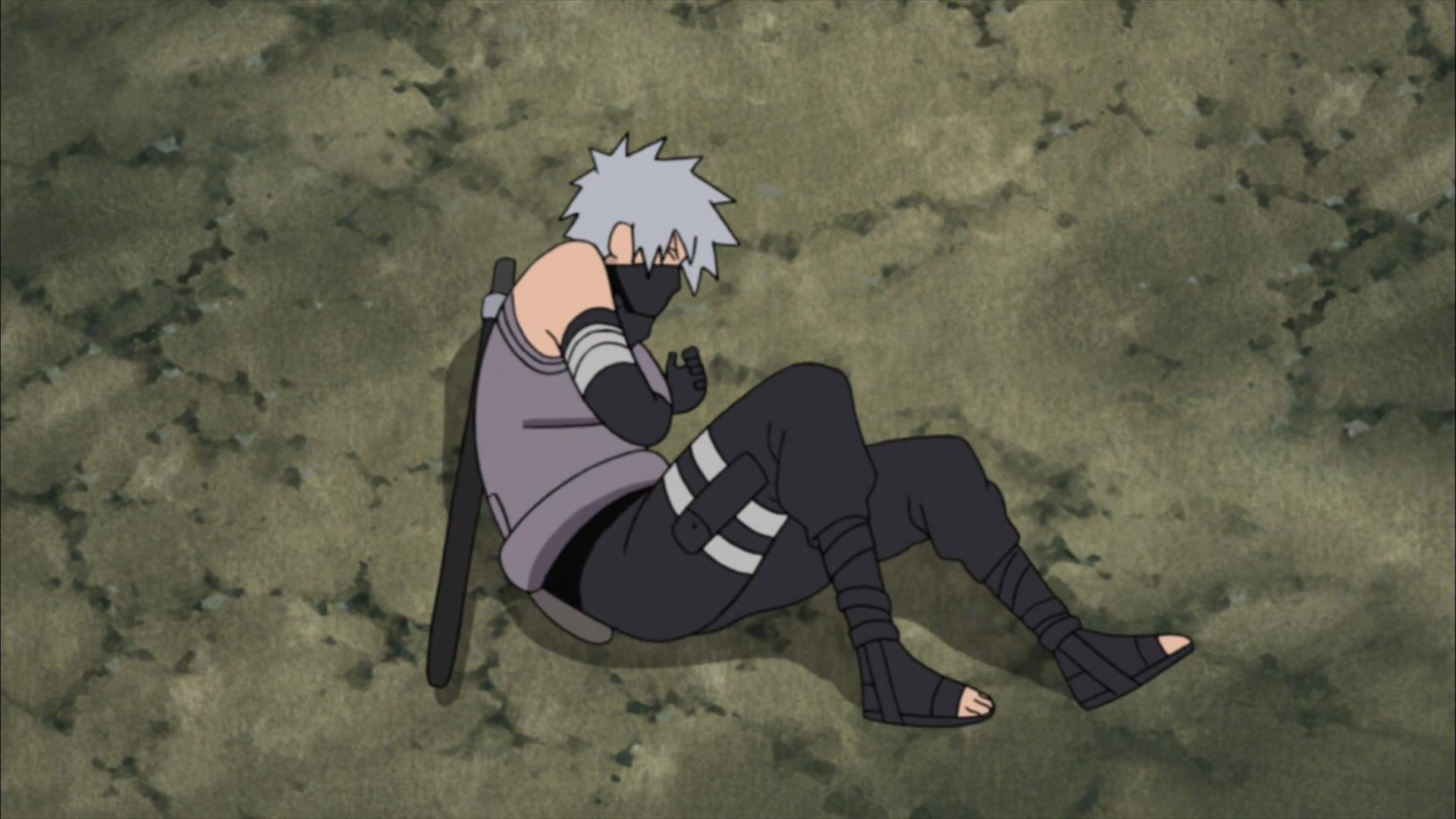 Naruto Shippūden - Episódio 353: O Objeto de Pesquisa de Orochimaru