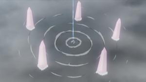Arte del Cristallo: Colonne Esagonali di Giada