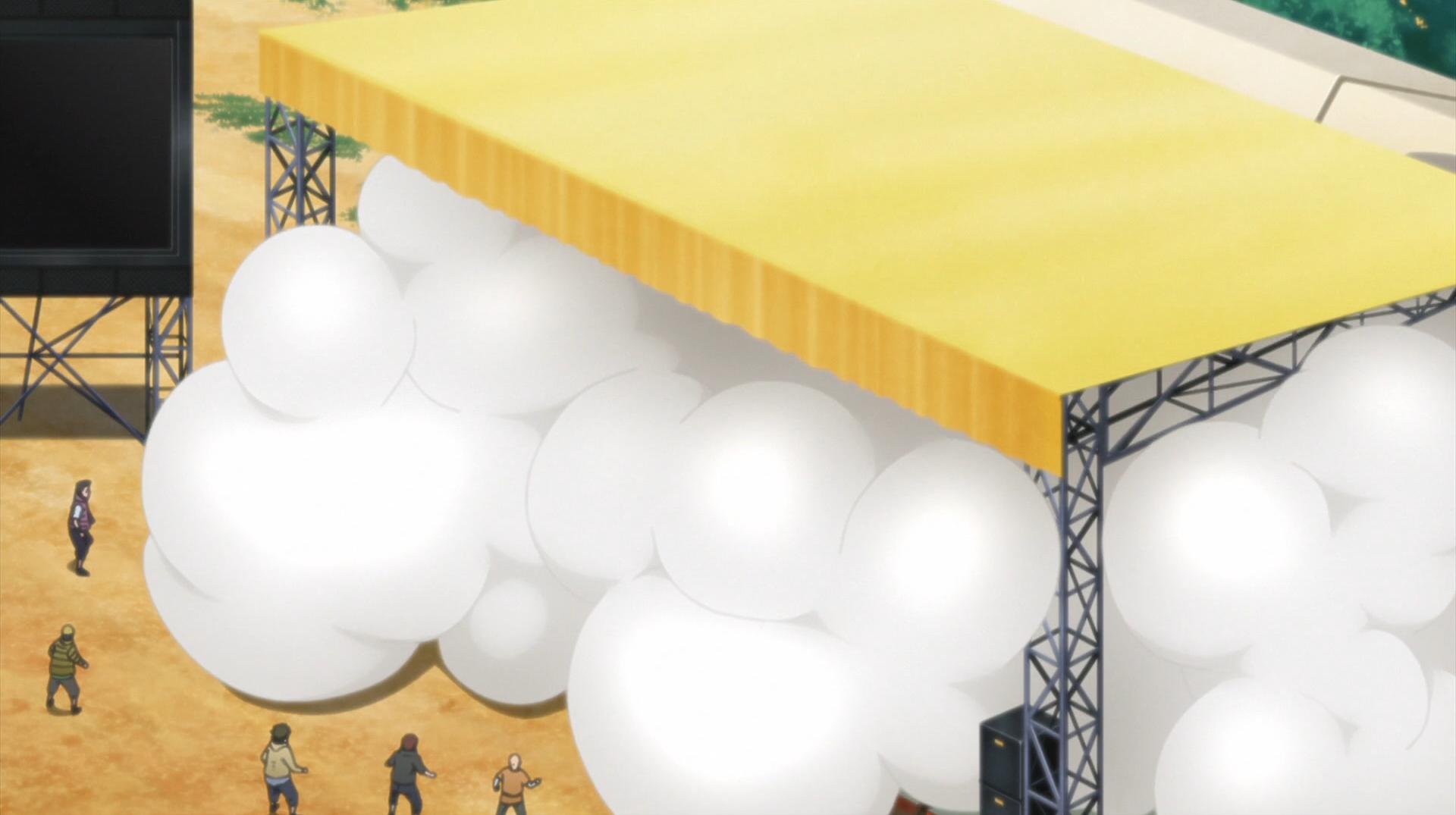Ankorodō Hiden Ninjutsu: Mochi Release: Infinite Dumplings