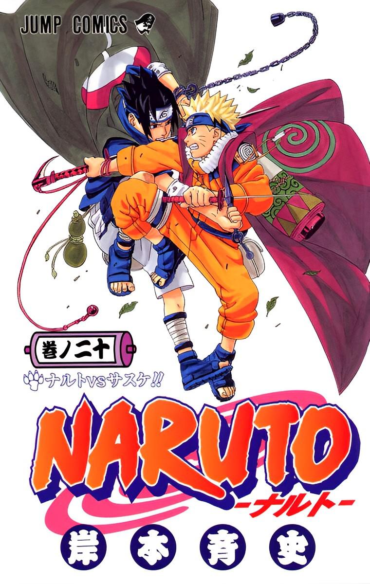 Volume 20: Naruto vs. Sasuke!!