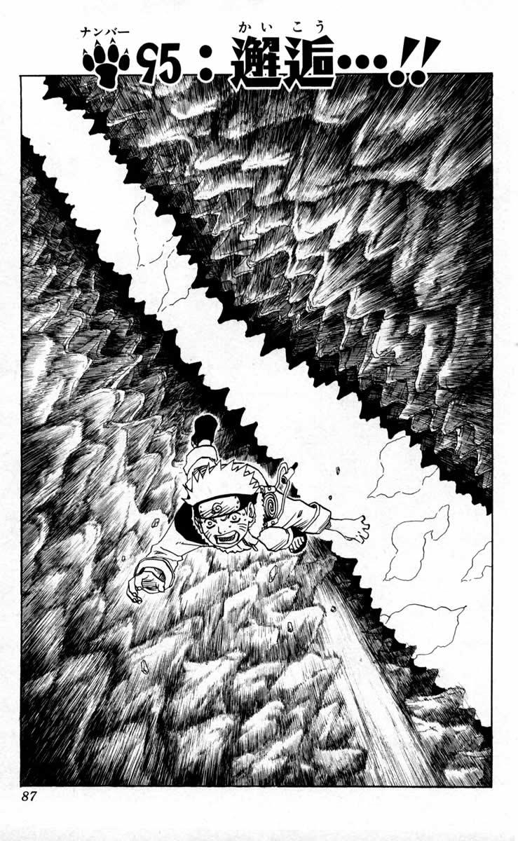 Naruto Capitolo 95