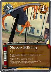 Shadow Stitching