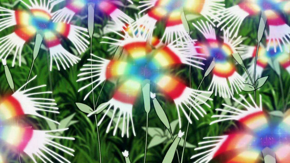 Цветы Джофуку