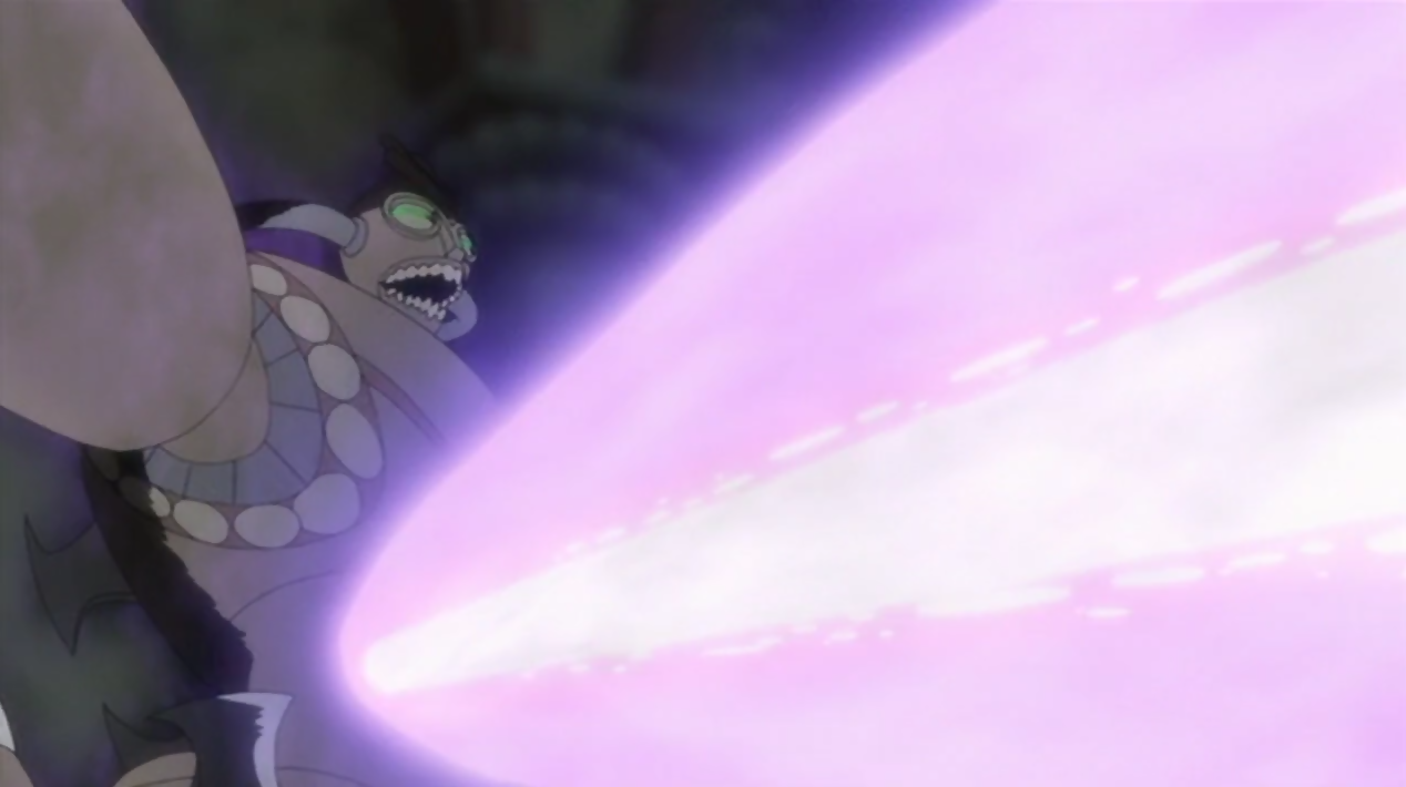 Ryūmyaku: Super Técnica do Grande Dragão de Fogo