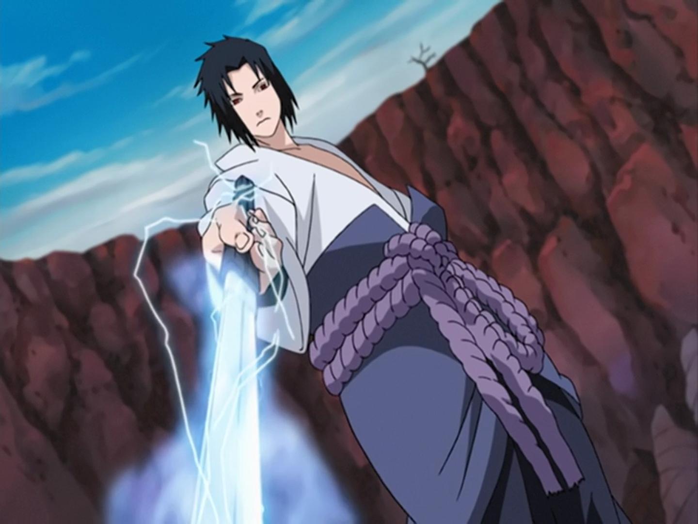 Épée de Kusanagi - Katana du Chidori