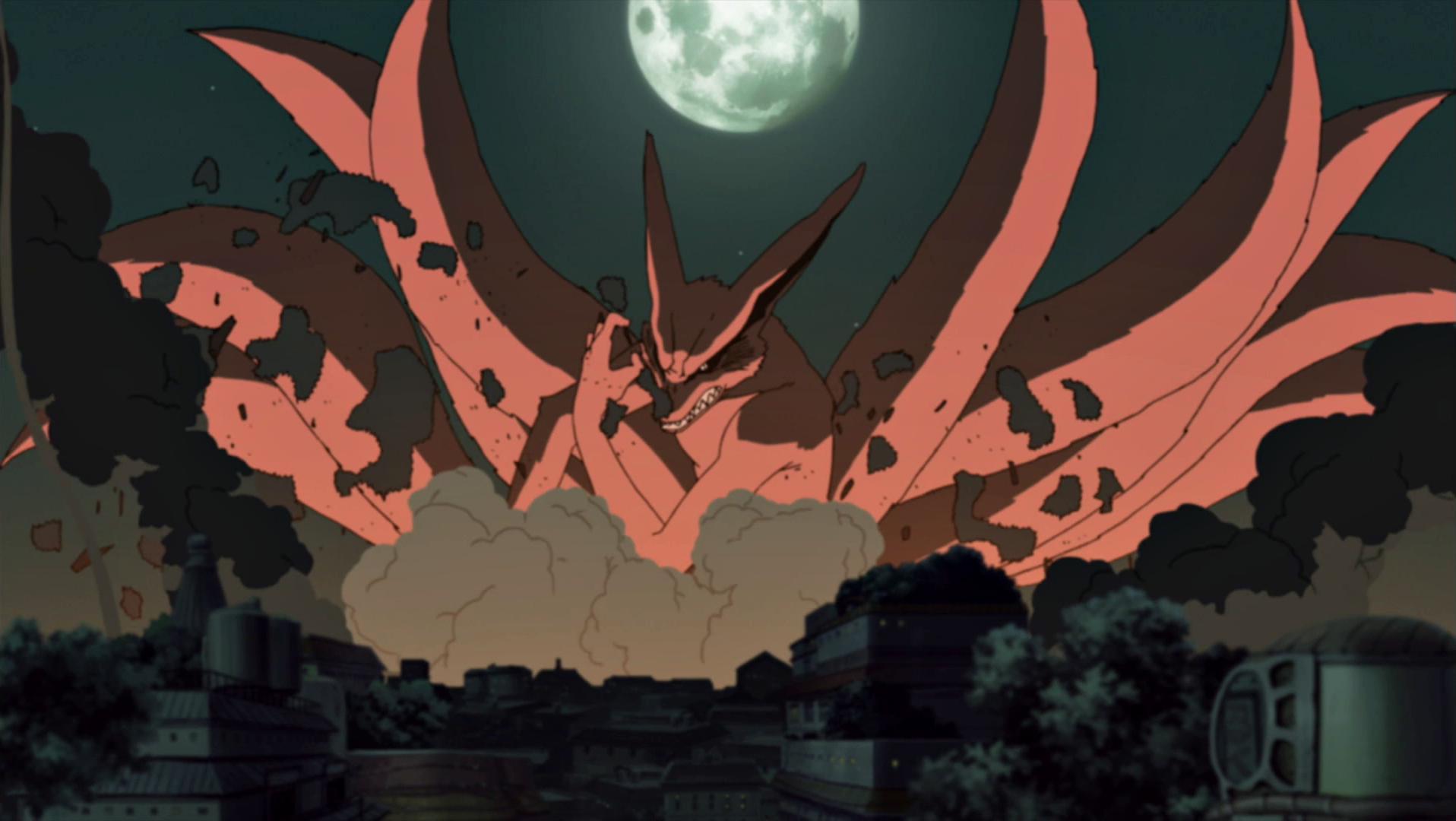 Enredo de Naruto