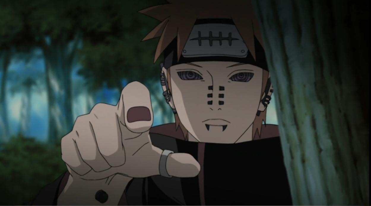 Naruto Shippūden - Episódio 151: Mestre e Estudante