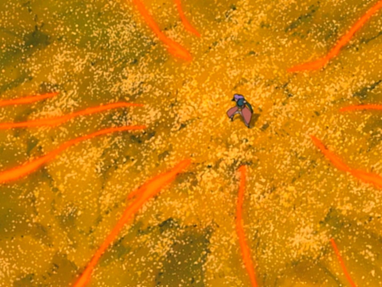 Arte Ninja de Flor: Liberação de Muitas Flores
