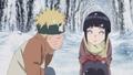 Primeiro encontro entre Naruto e Hinata