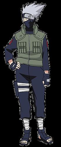 Kakashi Hatake Narutopedia Fandom