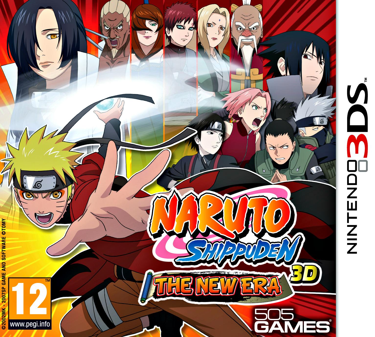 Naruto Shippûden 3D: The New Era