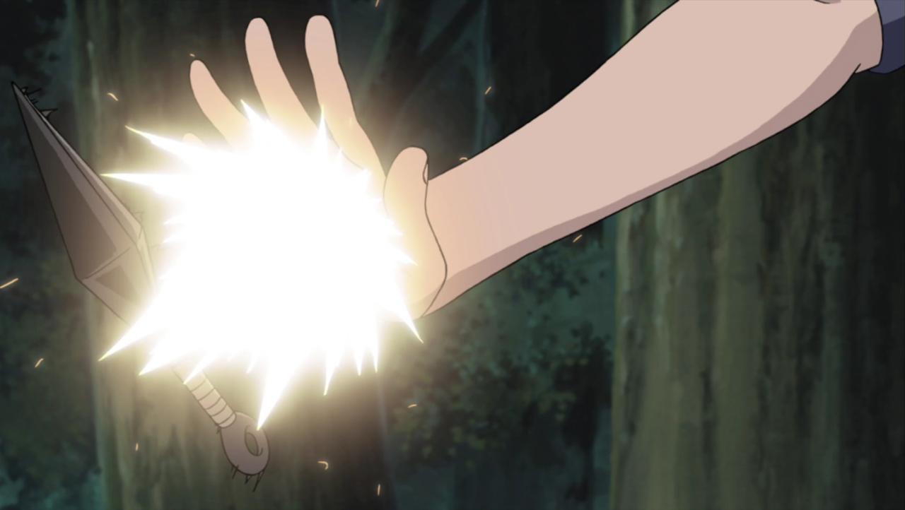Elemento Explosión: Palma Explosiva