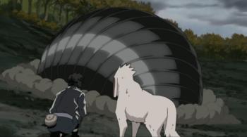 Jutsu Desigillante: Cupola di Ferro Segmentata