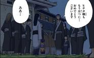 Clan Hyūga manga