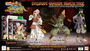 Pack de Armaduras Samurai de Sasuke, Naruto y Sakura
