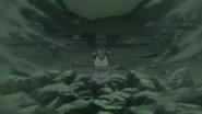 Lançamento de Matacão (Chōchō - Anime)