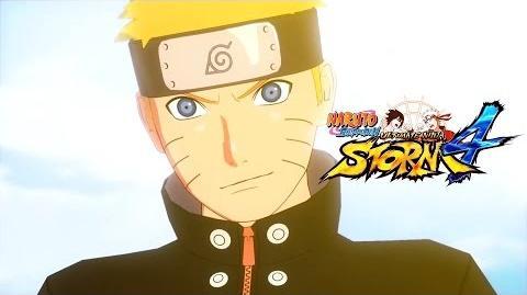 Naruto Shippuden Ultimate Ninja Storm 4 - 1st Official Trailer Full HD (1080p)