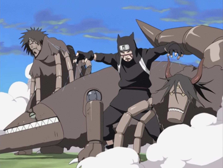 Naruto: Shippuden Episodio 7