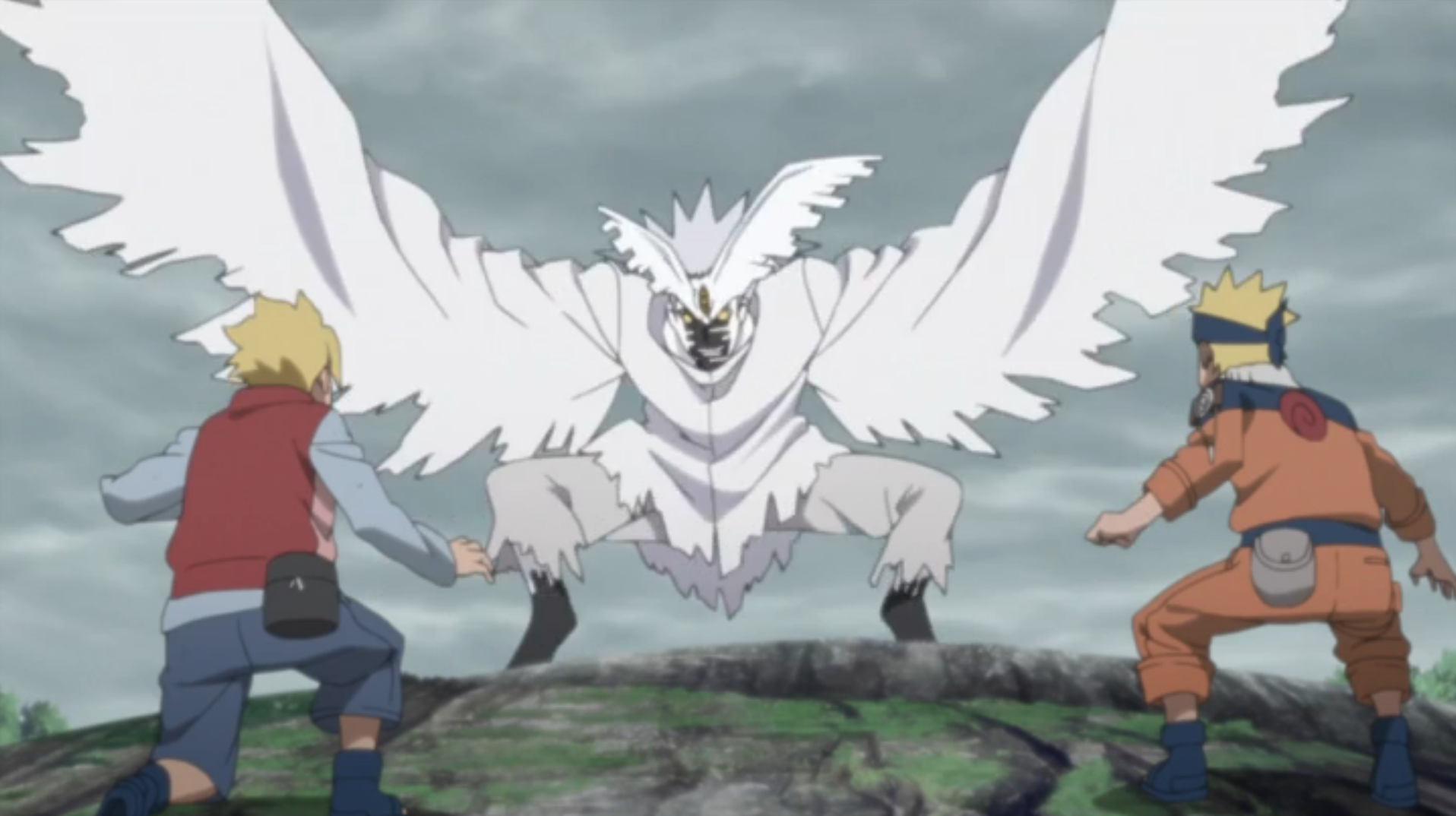 Le Combat final contre Urashiki