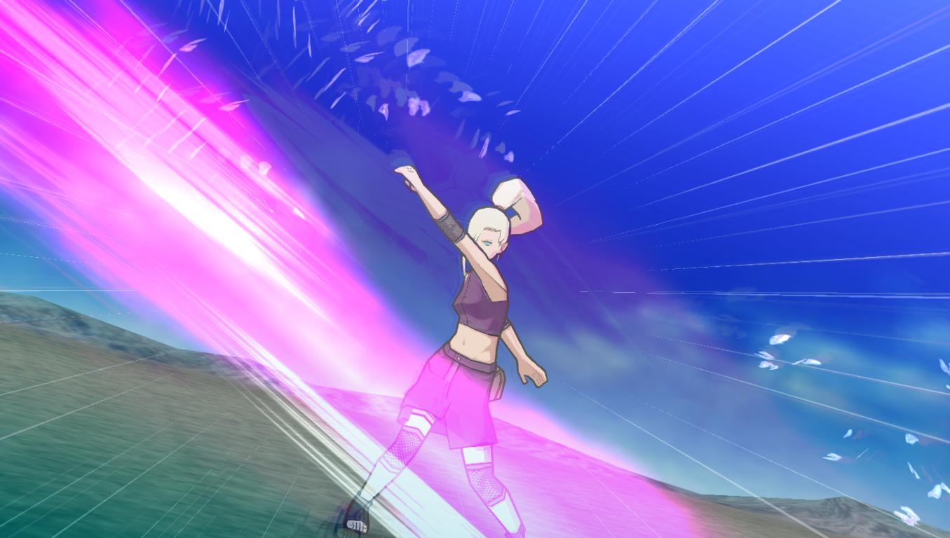 Arte Ninja: Roda da Flor de Lua Nova