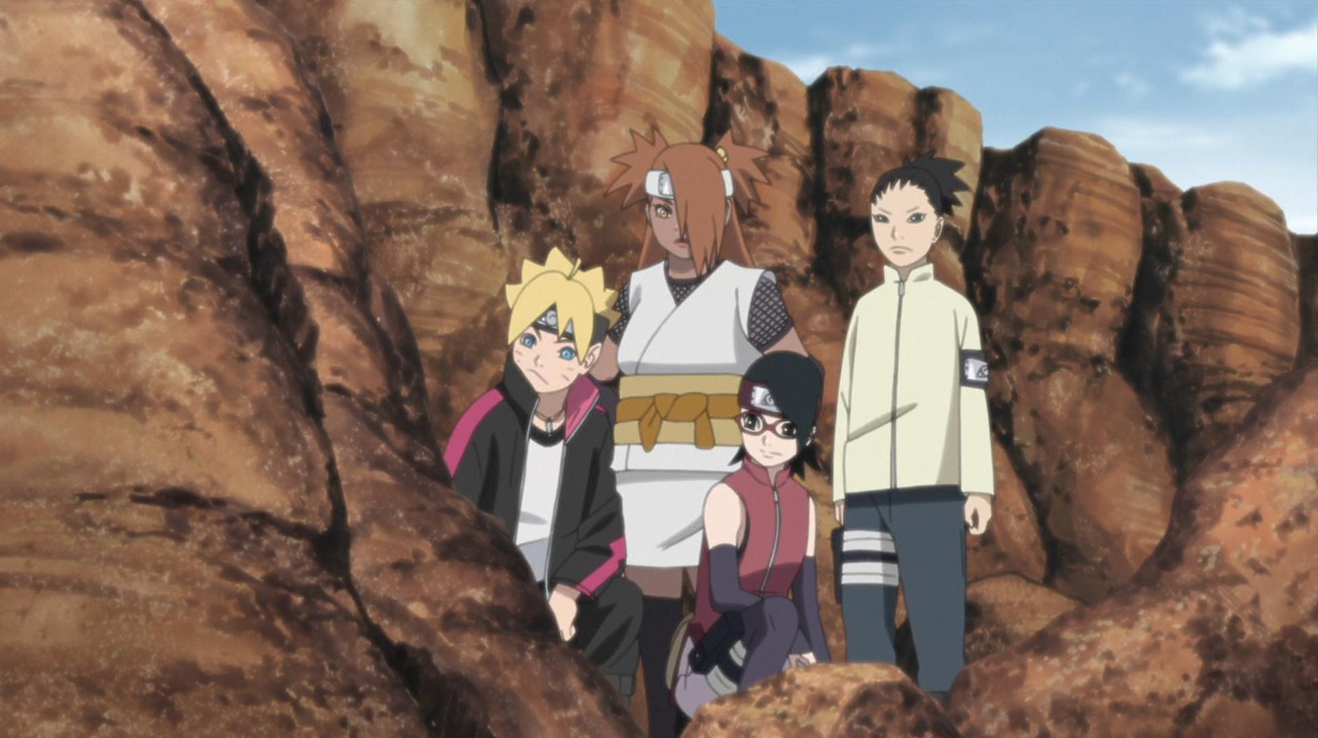 Boruto: Naruto Next Generations Episodio 82