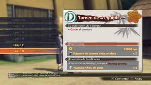 Naruto Storm 4 Torneo Ninja Rangos.png