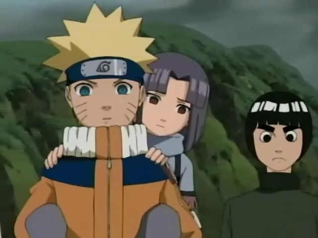 Naruto - Episódio 155: As Nuvens do Mau