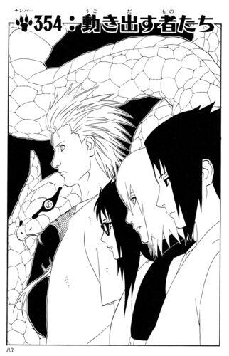 Naruto Capitolo 354