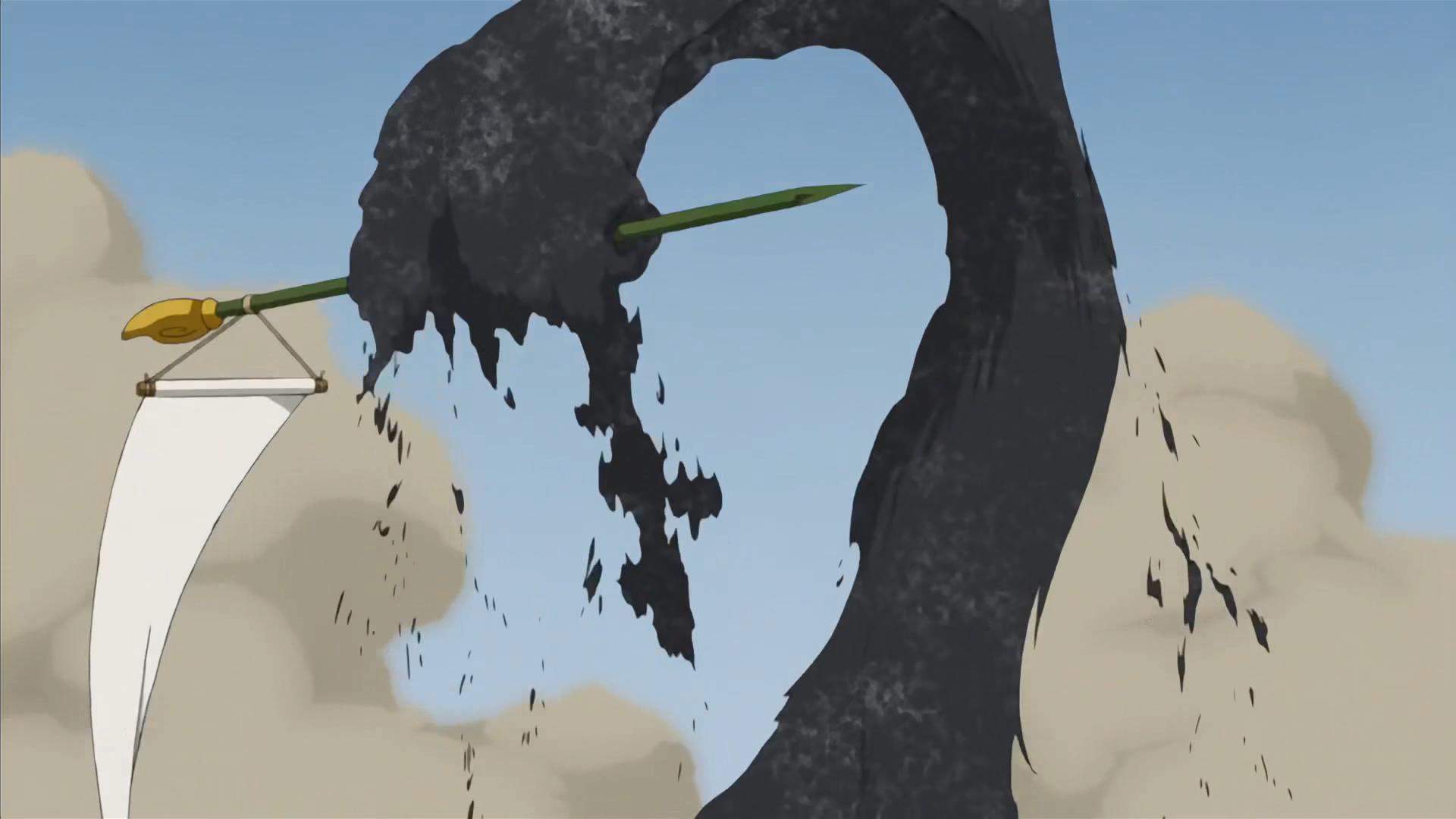 Braço de Areia de Ferro