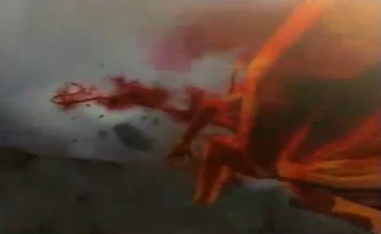 Explosión de Zorro Demoníaco