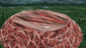 Arte del Cristallo: Prigione di Giada Cristallizzata
