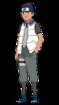 Asuma - Genin (Render)