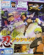 Naruto Storm 4 Scan Naruto Vs Sasuke Batalla